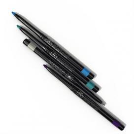 Avon tužka na oči Glimmer Stick True Colour Blackest Black 0,28 g