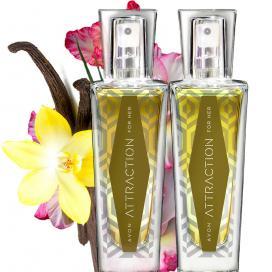 Avon Attraction parfémovaná voda dámská 30 ml