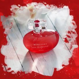 Avon Herstory Love Inspires parfémovaná voda dámská 50 ml