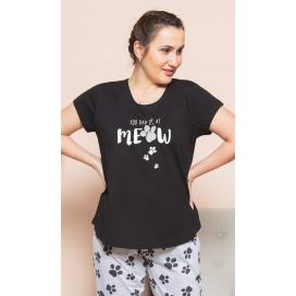 Dámské pyžamo kapri Meow