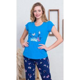 Dámské pyžamo kapri Beauty
