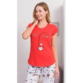 Dámské pyžamo kapri Fiona