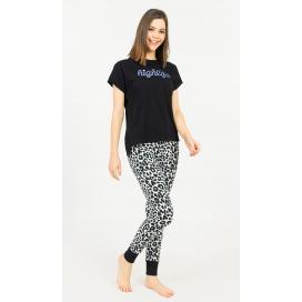 Dámské pyžamo s krátkým rukávem Highlife