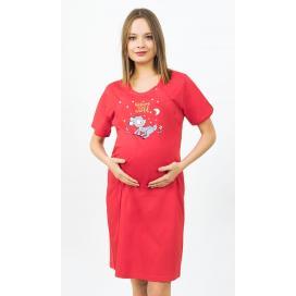 Dámská noční košile mateřská Srnečka