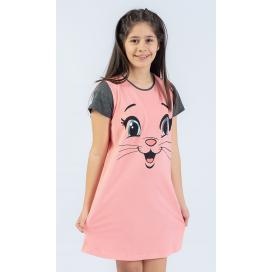 Dětská noční košile s krátkým rukávem Malý miláček