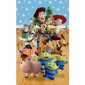 Walltastic 3D Tapeta plakát Toy Story (1524 mm  x 2438 mm)