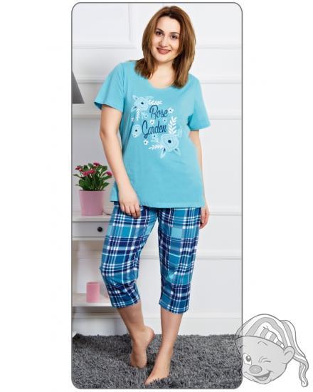 Dámské pyžamo kapri Rose garden