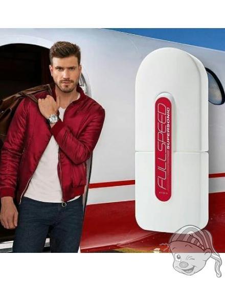 Avon Full Speed Supersonic toaletní voda pánská 75 ml